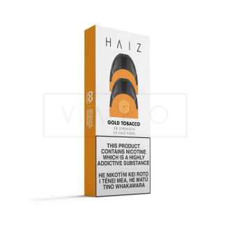 HAIZ Replacement Pod 2-Pack - Gold Tobacco